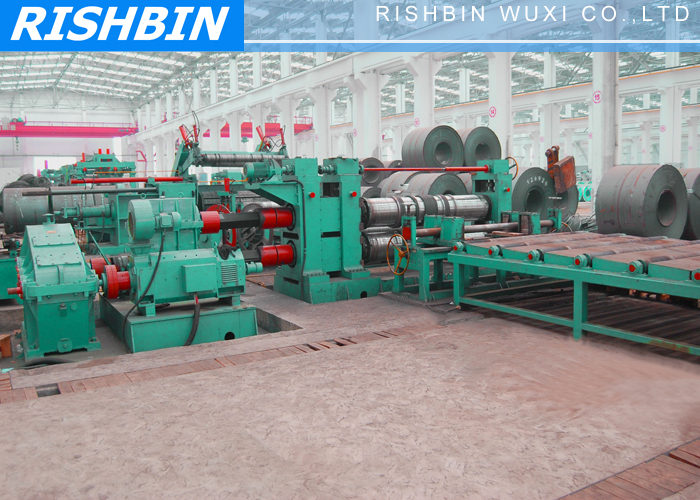 Cold Roll Steel Slitting Line2